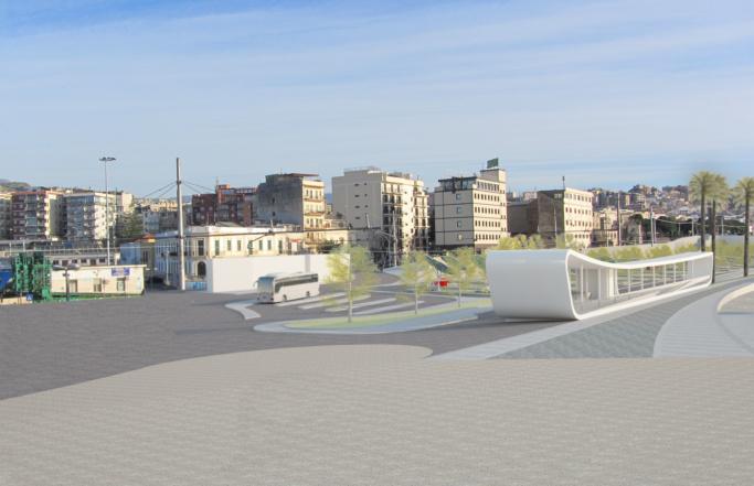 Regium Waterfront, Reggio Calabria