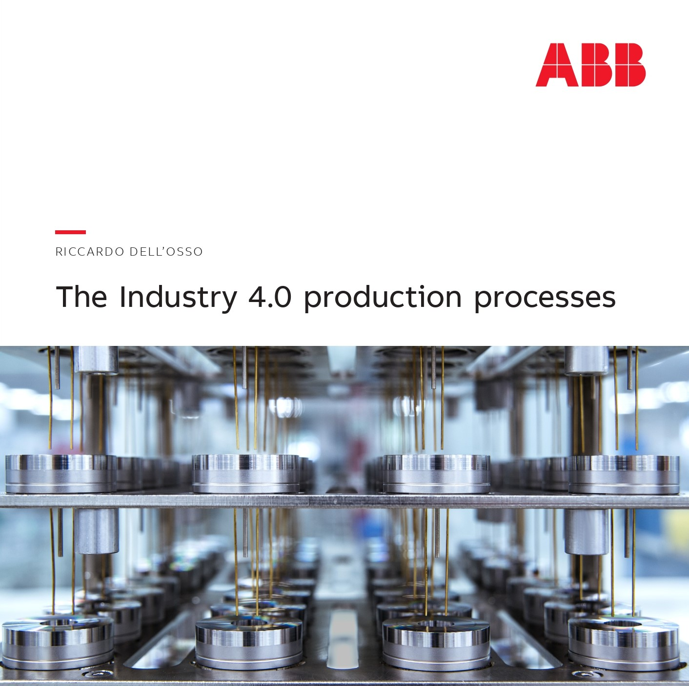 ABB_The Industry 4.0 production processes