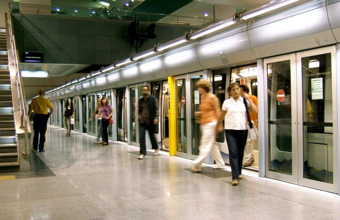 Esecutivo degli interni, linea metropolitana 1 di Torino